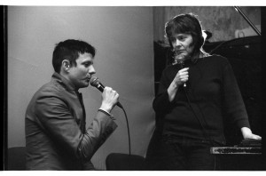 Felix Kubin & Sarah Washington