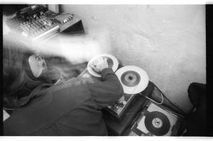 Stuudiomakk / Studio reel-to-reel